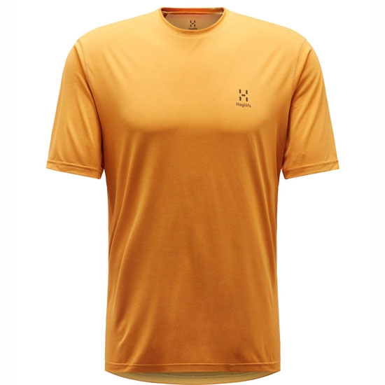 Haglöfs Ridge Tee - Desert Yellow