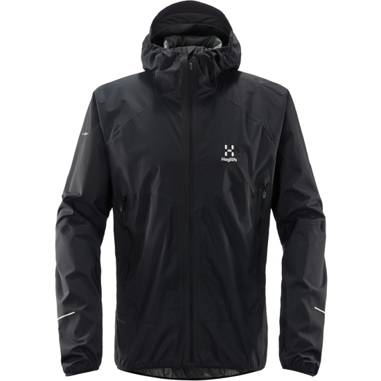 Haglöfs L.I.M Proof Multi Jacket - True Black