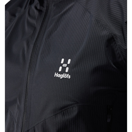 Haglöfs L.I.M Proof Multi Jacket - Photo of detail