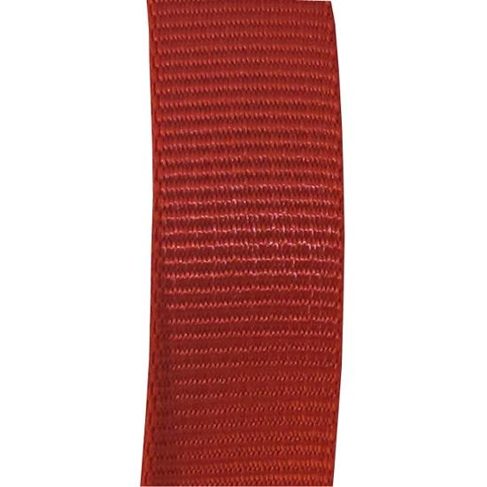 Fixe Cinta Plana<br>25 mm (por metros) - Rojo