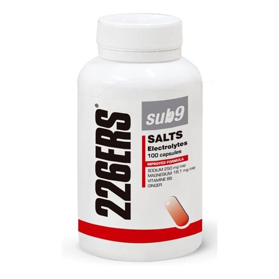 226ers Sub9 Salts Electrolytes 100uds -