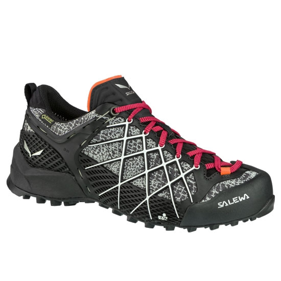 Salewa Wildfire GTX W - Black/White