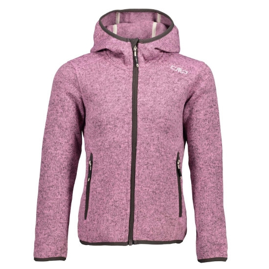 Campagnolo Knitted Fix Hood Girl	 - Candy/Arabica