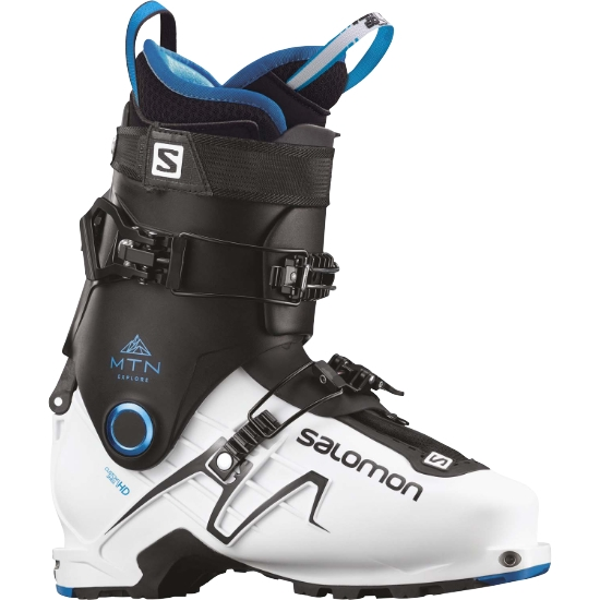 Salomon MTN Explore Thermoformable - White/Black