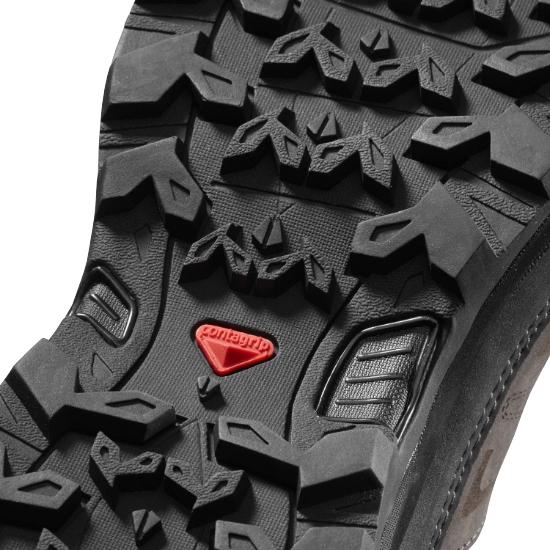 Salomon X Ultra 3 Leather GTX W - Detail Foto