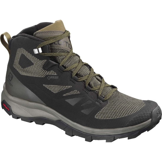 Salomon OUTline Mid GTX - Black