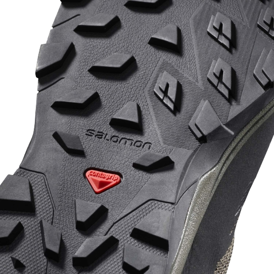 Salomon OUTline Mid GTX - Photo of detail
