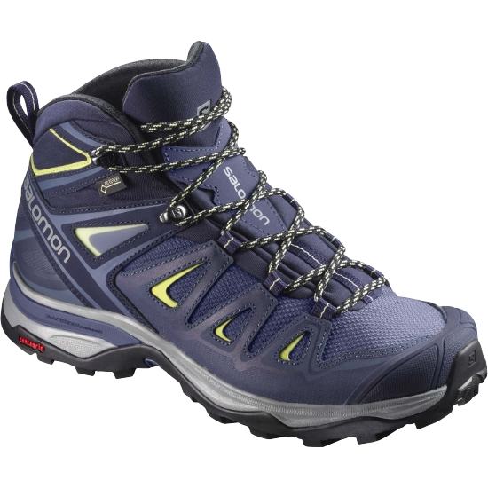 Salomon X Ultra 3 Wide Mid GTX W - Crown blue
