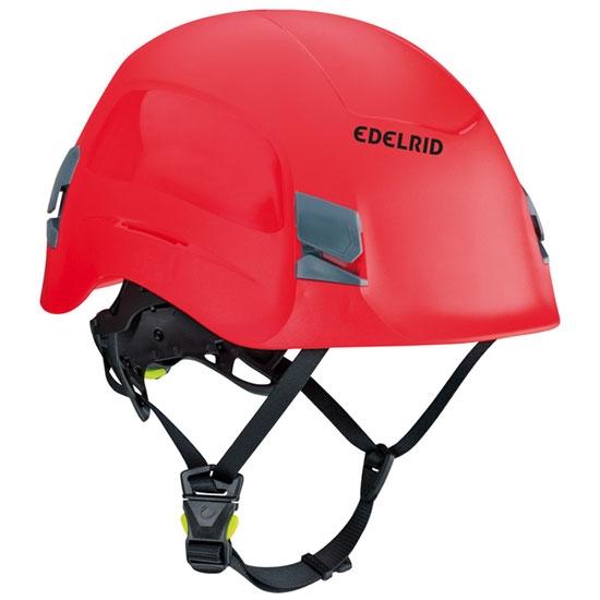 Edelrid Serius Height Work Rojo - Red