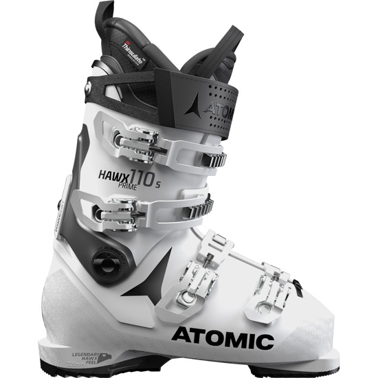 Atomic Hawx Prime 110 S Thermoformable - White/Anthracite