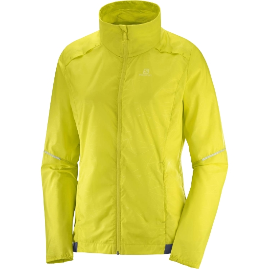 Salomon Agile Wind Jacket W - Aerobic - Jackets - Women s Mountain ... c9759644e0