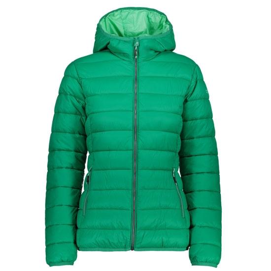 Campagnolo Fix Hood Jacket W - Emerald/Icemint