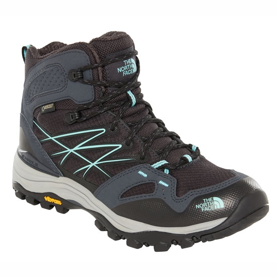 The North Face Hedgehog Fastpack Mid GTX W - Ebony Gry/Island Paradise
