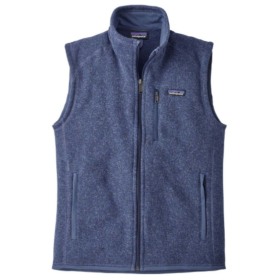 Patagonia Better Sweater Vest - Dolomite Blue