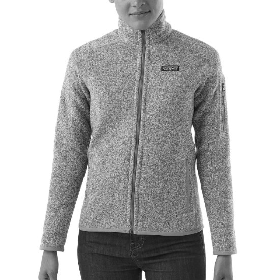 Patagonia Better Sweater Jacket W - Photo of detail