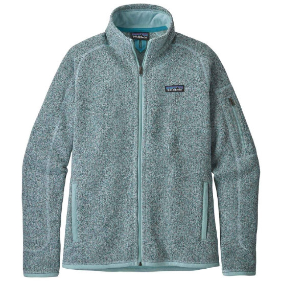 Patagonia Better Sweater Jacket W - Atoll Blue
