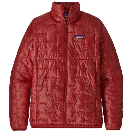 Patagonia Micro Puff® Jacket - Fire