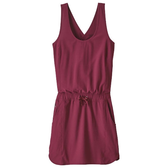 Patagonia Fleetwith Dress W - Arrow Red