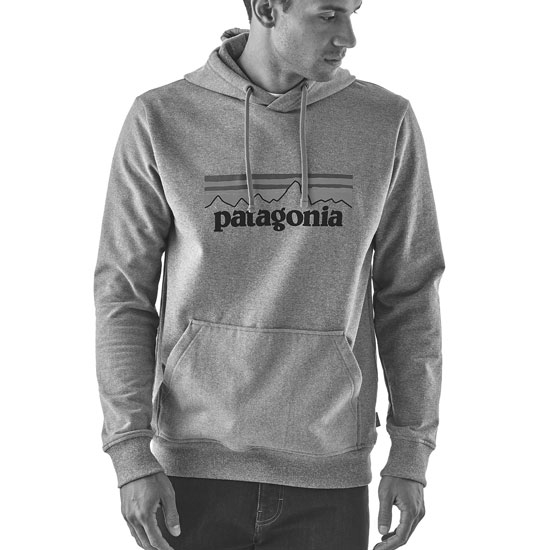 Patagonia P-6 Logo Uprisal Hoody - Photo of detail