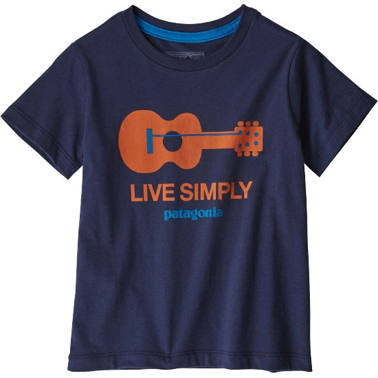 Patagonia Baby Live Simply Organic T-Shirt - Live Simply