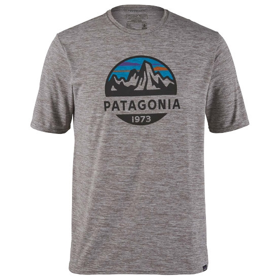 Patagonia Capilene Cool Daily Graphic Shirt - Fitz Roy