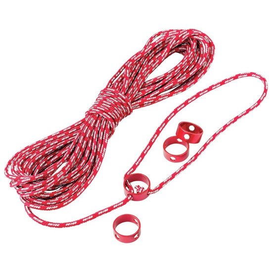 Msr Reflective Utility Cord Kit (15 m) -