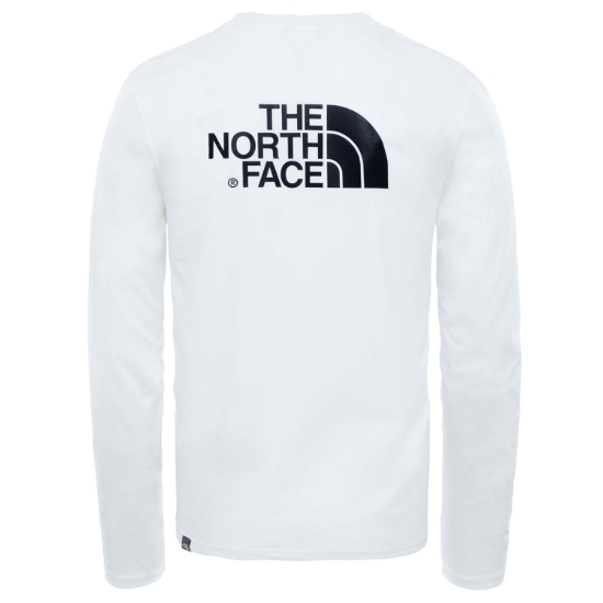 The North Face Easy Tee LS - Photo of detail