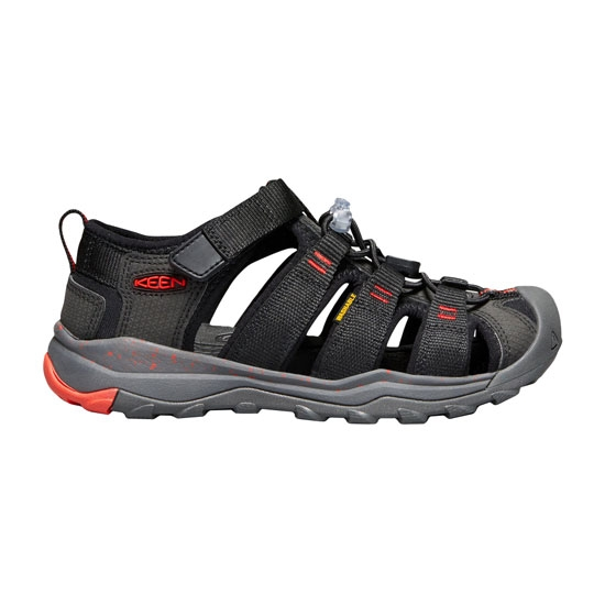 Keen Newport Neo H2 Youth - Black/Red