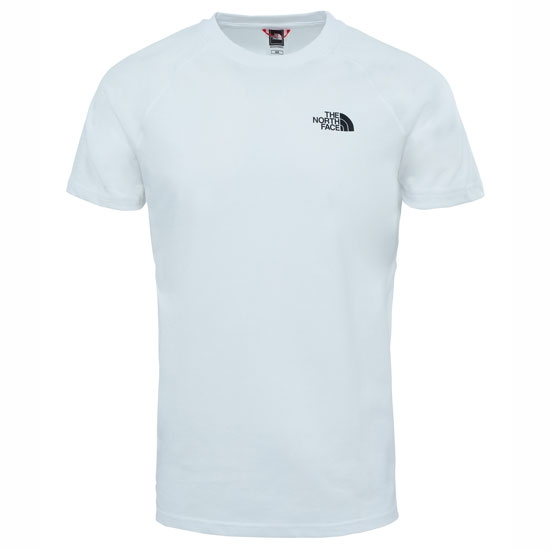 The North Face S/S North Faces Tee - Tnf White/Tnf Black