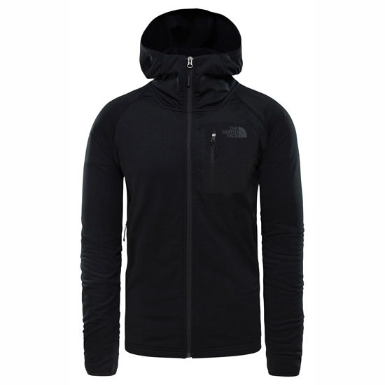 The North Face Borod Hoodie - Tnf Black/Tnf Black