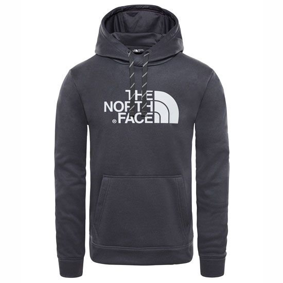 The North Face Surgent Hoodie - TNF Dark Grey Heather/High Rise Grey