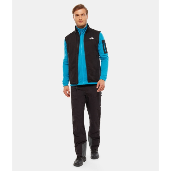 The North Face Hybrid Softshell Vest - Photo of detail