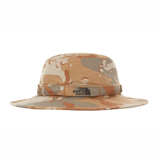 a69d5ca79 Details about The North Face Class V Brimmer Moab Khaki Woodchip Camo  Desert Print NF0A3FK3...