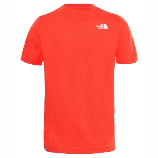The North Face Easy Tee S/S Young - Foto de detalle