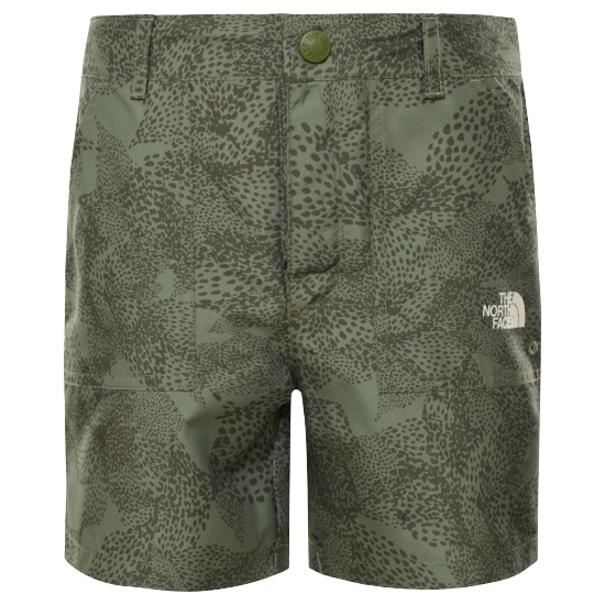 The North Face Amphibious Short Girl - Four Leaf Clover