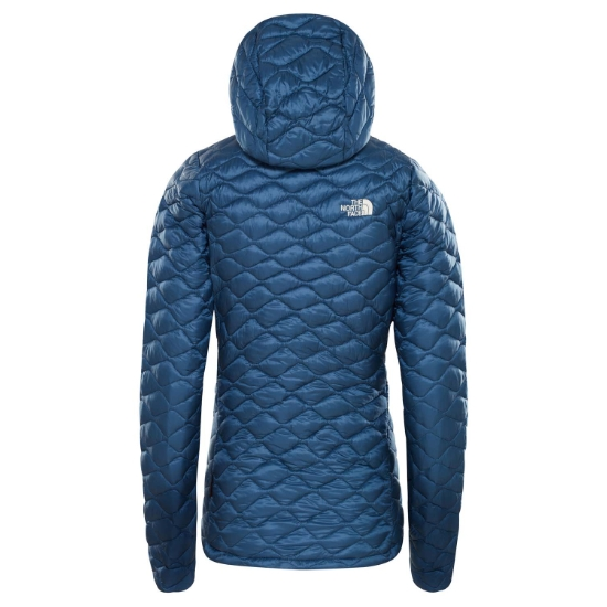The North Face ThermoBall Hoodie W - Photo of detail