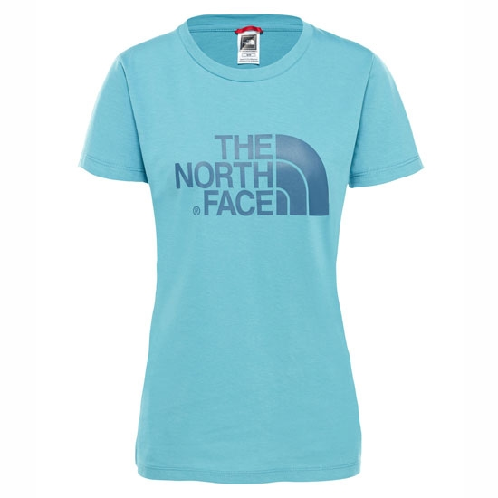 The North Face Easy Tee W - Storm Blue