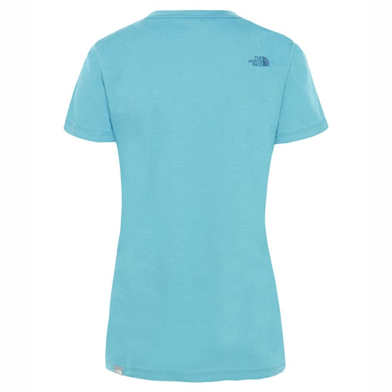 The North Face Easy Tee W - Photo of detail