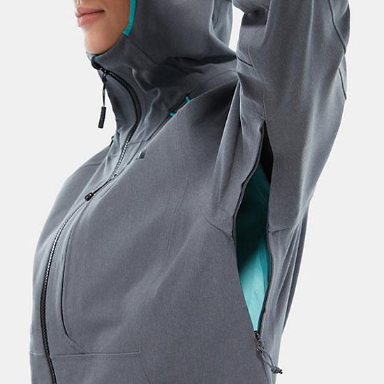 The North Face Apex Flex GTX 2.0 Jacket W - Detail Foto