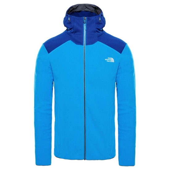 The North Face Purna II Hoodie - Bomber Blue/Night Blue