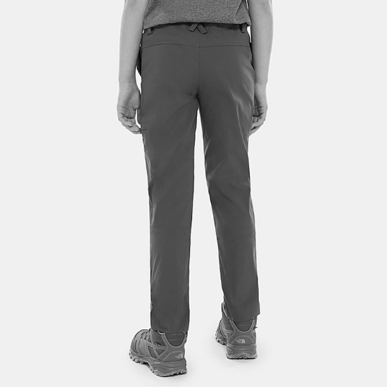The North Face Exploration Pant Girl - Detail Foto