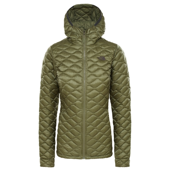 The North Face ThermoBall™ Hoodie W - Four Leaf Clover
