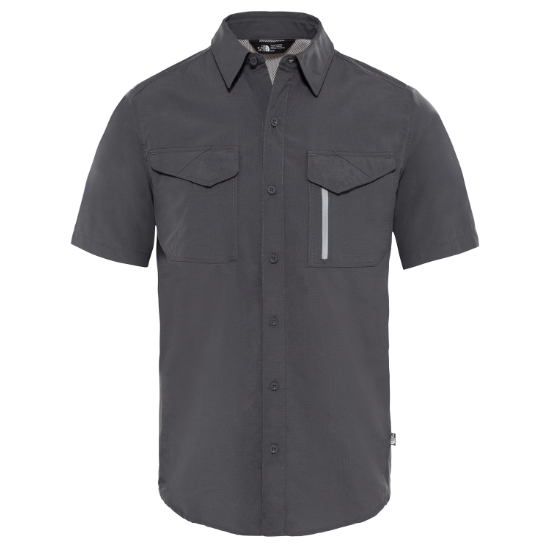 The North Face Sequoia Shirt - Asphalt Grey/Mid Gre