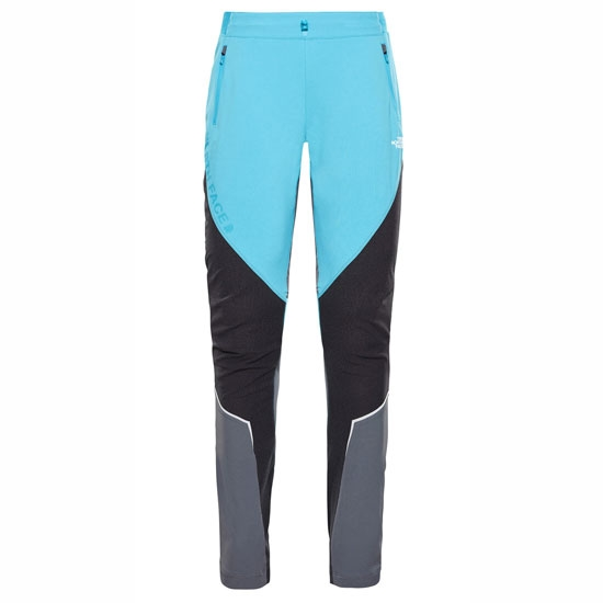 The North Face Impendor Alpine Pant W - Meridian Blue/Vanadis Grey