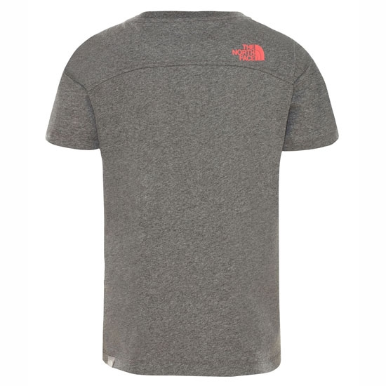 The North Face Boyfriend S/S Tee Girl - Photo of detail