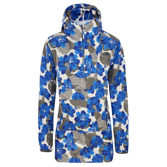dd5a99f4e00 The North Face Printed Fanorak 2.0 W - Fleece - Jackets - Women's ...