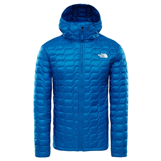 The North Face ThermoBall Hoodie - Bomber Blue