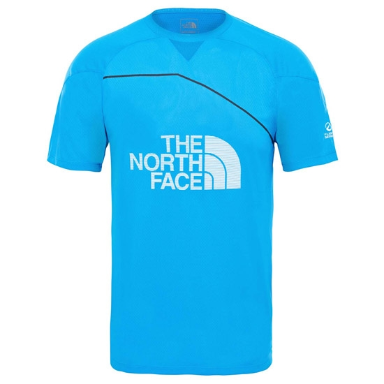 The North Face Flight Better Than Naked S/S - Bomber Blue