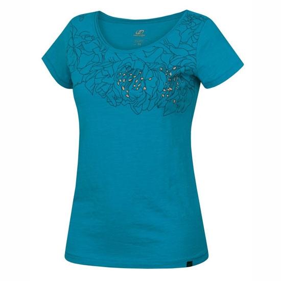 Hannah Karmela T-Shirt W - Bluebird