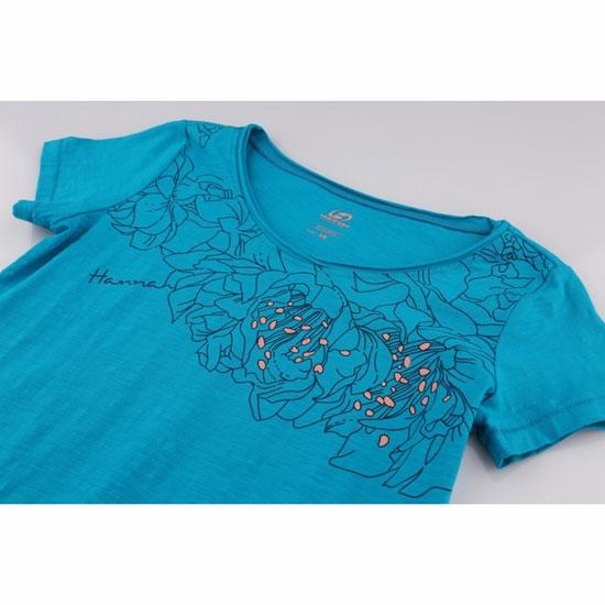 Hannah Karmela T-Shirt W - Photo of detail